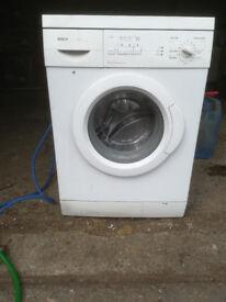 Bosch wfl200uk washing machine