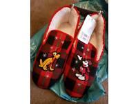 Disney store mens slippers