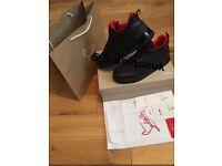 Christian Louboutin Aurelien Unisex Men Women Girls Boys Trainers Shoes Sneakers Loubs Various Size