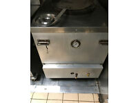 Protex Natural gas Tandoori oven other Resturant items avail also tables chairs ....