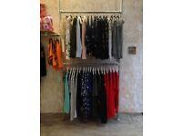 Shop Fit Scaffold Rails - Bay Kits + Freestanding Rails
