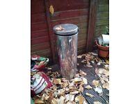 free rubbish bin