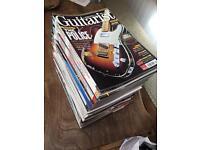 Guitar mags
