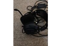 Giotech headset- excellent condition!!