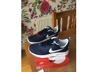 Brand new Nike Air Max trainers size 5.5 never worn, brand new. Bought for £60.