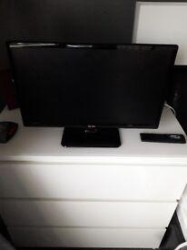 LG 22 inch led tv