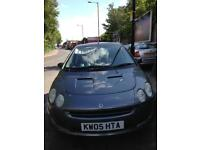 Smart Forfour Passion, 2005, 1.1cc, some service history, long mot.