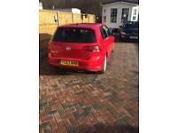 63 plate Volkswagen Golf 2 L GT 150 76,000 miles V5 and spare keys £7650