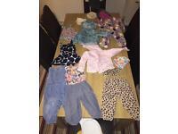 Bulk baby clothes 9-12 months