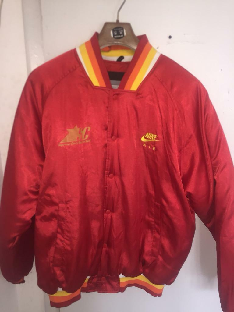 Nike Vintage Supreme Court Jacket L Red   in Birmingham, West ... 144691b8e8d6