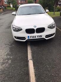 BMW 116d Sport - 3dr - 35k - £9000