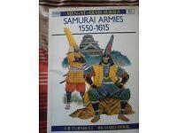 Samurai Armies 1550-1615: S.R.Turnbull & Richard Hook: Osprey: Men at Arms Series