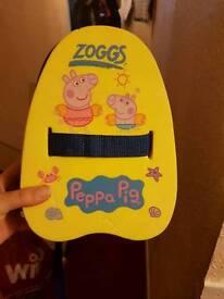 Zoggs Peppa pig float