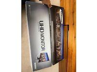 Samsung UHD monitor 28inch