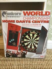 Unicorn world championship home darts centre Phil Taylor BRAND NEW SEALED BOX
