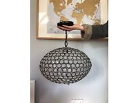 John Lewis Etienne Light Fitting