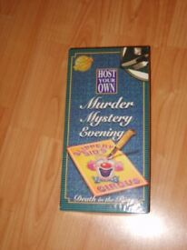 Murder Mystery Game For Sale