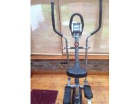 V-fit MCCT1 Magnetic 2-in-1 Cycle & Cross Trainer BARELY USED