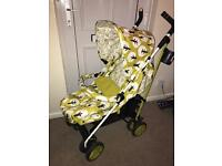 Cossatto Cha Cha Stroller. Immaculate.