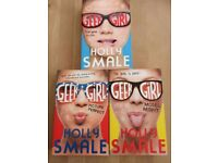 Geek Girl books by Holly Smale