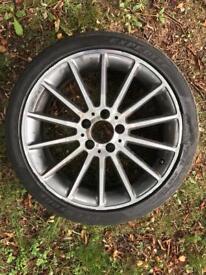 Mercedes Wheel A1764010200
