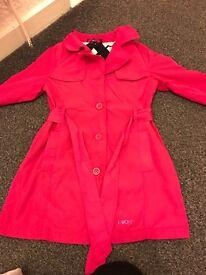 Girls dkny coat