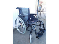 "Action 3NG, 24"" Quick Release Self Propelled WheelChair, Ex Demo"