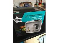 Tommee Tippee food steamer blender brand new