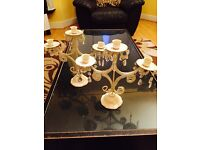 Candles holders , two beautiful candles holders,