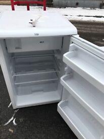 Beko undercounter fridge with ice box