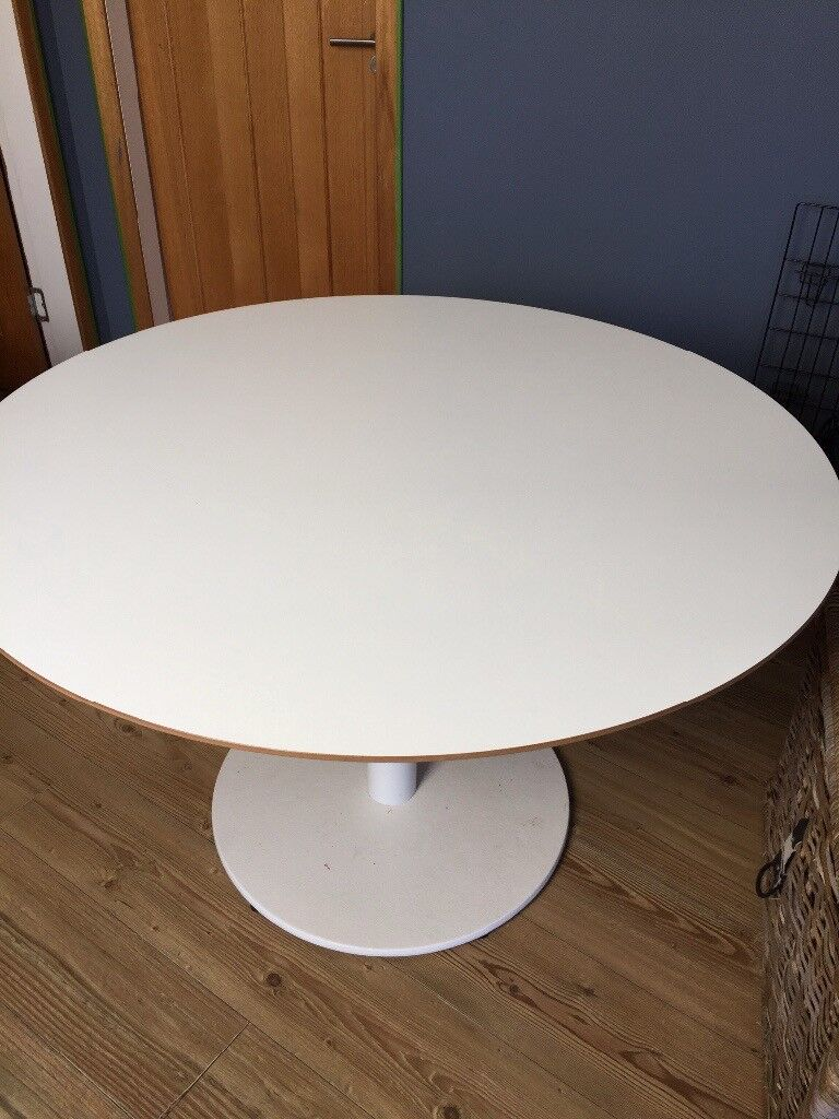 Reduced Ikea Billsta Table For Sale In Bathgate