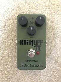 Electro Harmonix Russian Big Muff