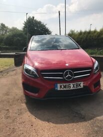 The Very Top Of The Range Mercedes Benz B200 AMG PremiumPlus With Night Pack. Stunning Throughout