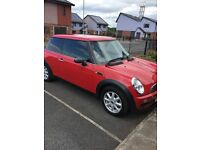 Mini one 2004 for sale