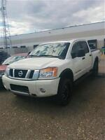 2013 Nissan Titan Pro 4x|Leather|NavigationLifted|Upgraded Wheel