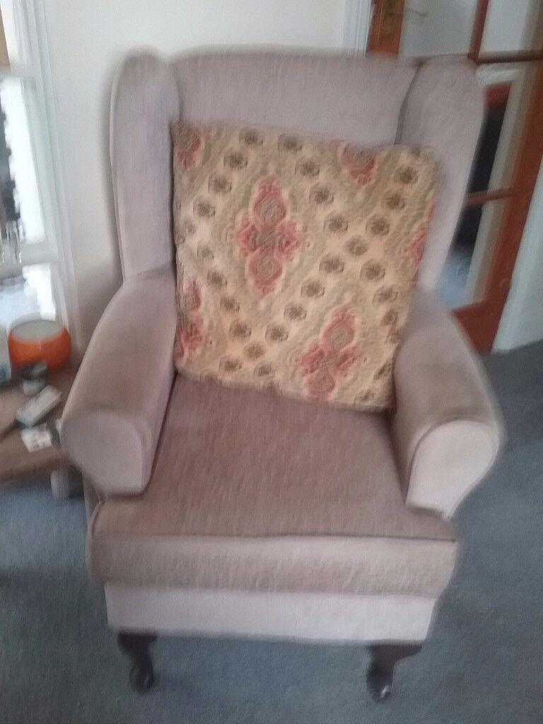High Rise Chair