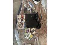 PS3 and games included