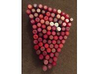 Makeup x20 lipsticks for £25