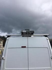 BARGAIN easi load ford transit roof rack