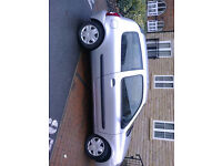 renault clio 2007 - low mileage