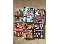 Greys Anatomy Series 1-6