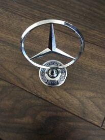Mercedes-Benz hood logo for sale