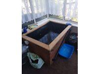 Full pond setup