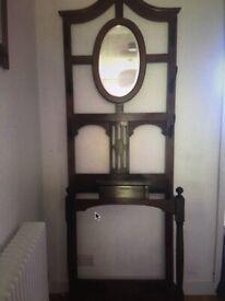 vintage Hallway dresser. Victorian/edwardian