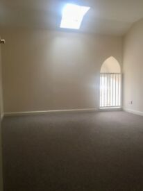 Freshly decorated, modern 2 bedroom flat in central Forfar