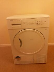 Beko DCU8230 condenser tumble dryer for spares or repairs