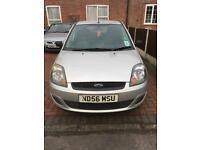SPARES OR REPAIRS DOES NOT START 56 Ford Fiesta 1.4tdci 125k FSH