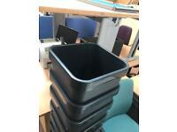 Office Waste Paper Bins