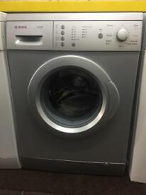 Bosch silver good looking 7kg 1200spin washing machine