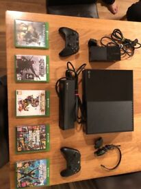 Xbox One 500GB console and more